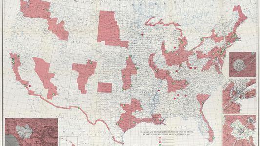 Pendant des années les Soviétiques étaient interdits de territoire aux États-Unis