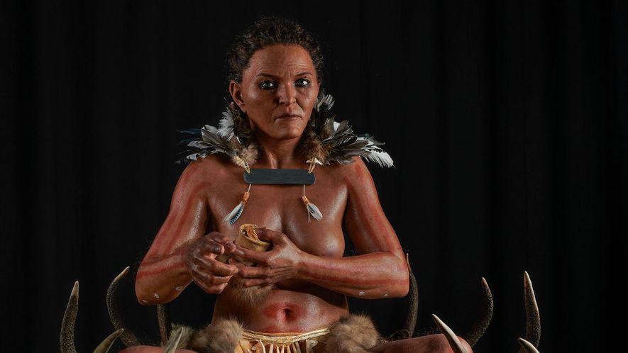 """Exclusif : Âgée de 7 000 ans, la """"Chamane"""" est l'un des derniers chasseurs-cueilleurs de Suède"""