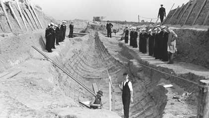 « The Dig » : retour sur une découverte archéologique exceptionnelle