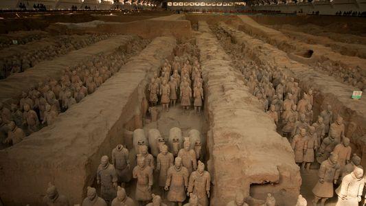 Des archéologues redonnent ses couleurs à l'armée de terre de Xian