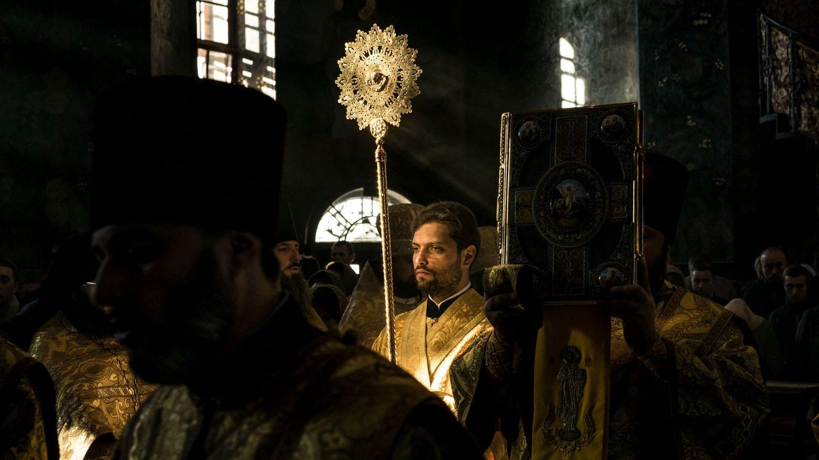 Les anciennes iconographies et liturgies de l'Église orthodoxe font partie intégrante de l'histoire et de l'identité ...