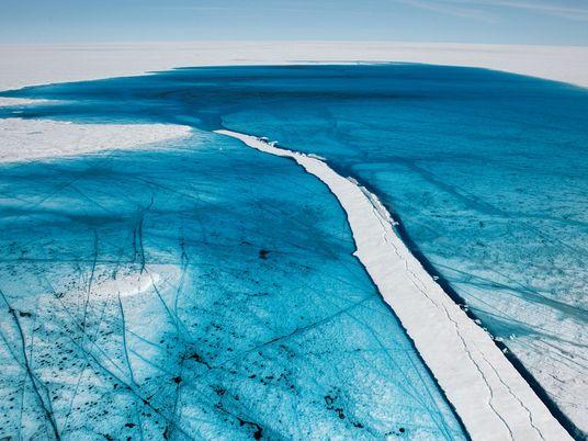Après l'Europe, la canicule frappe le Groenland avec de graves conséquences