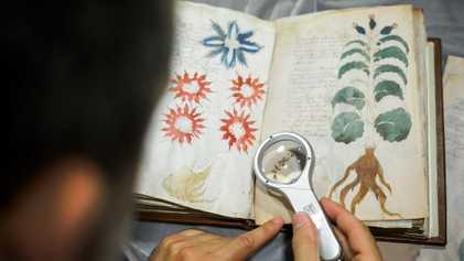 Le mystérieux manuscrit de Voynich aurait-il été décrypté ?