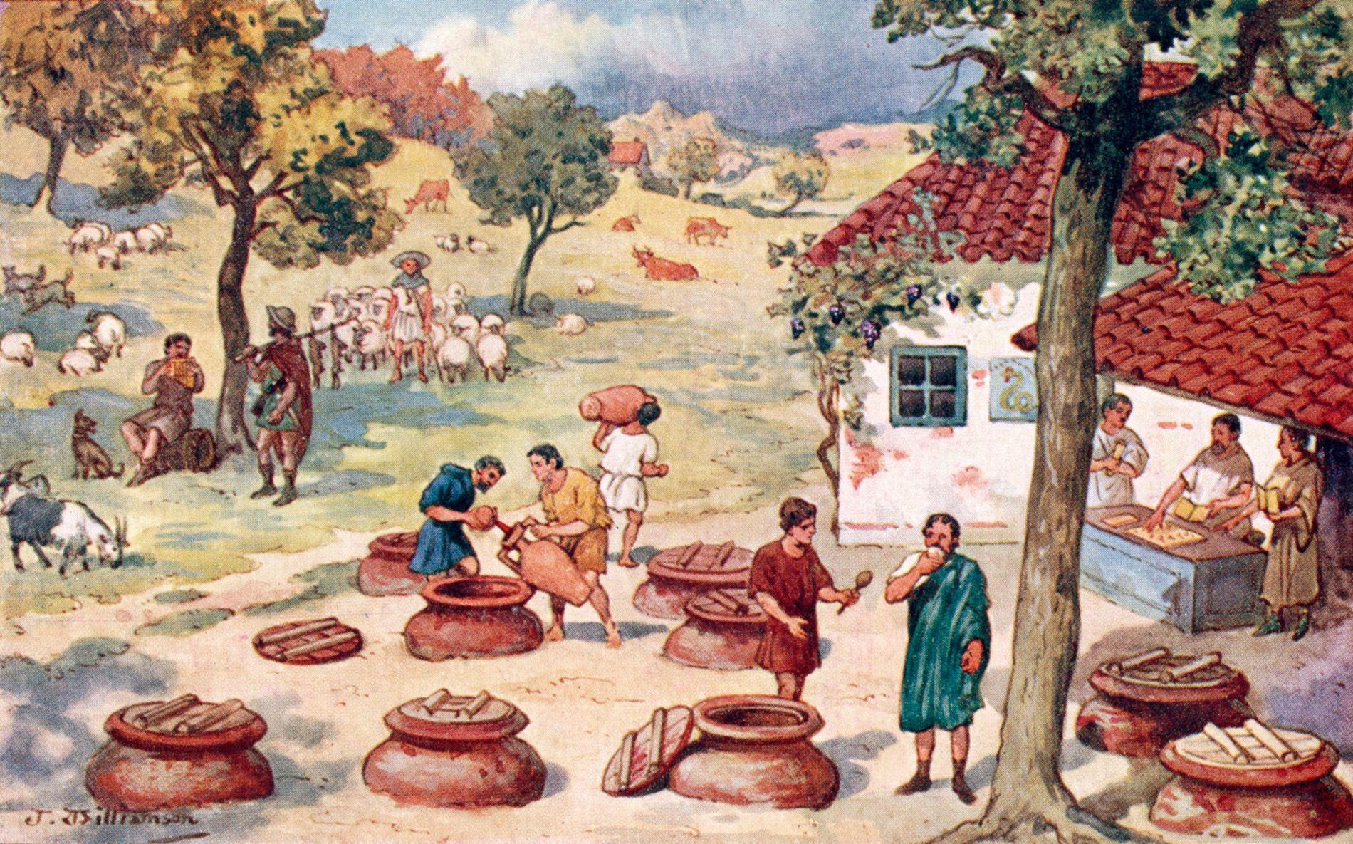 En Europe, les vignerons ont depuis des siècles pris l'habitude de soigneusement consigner les dates de ...