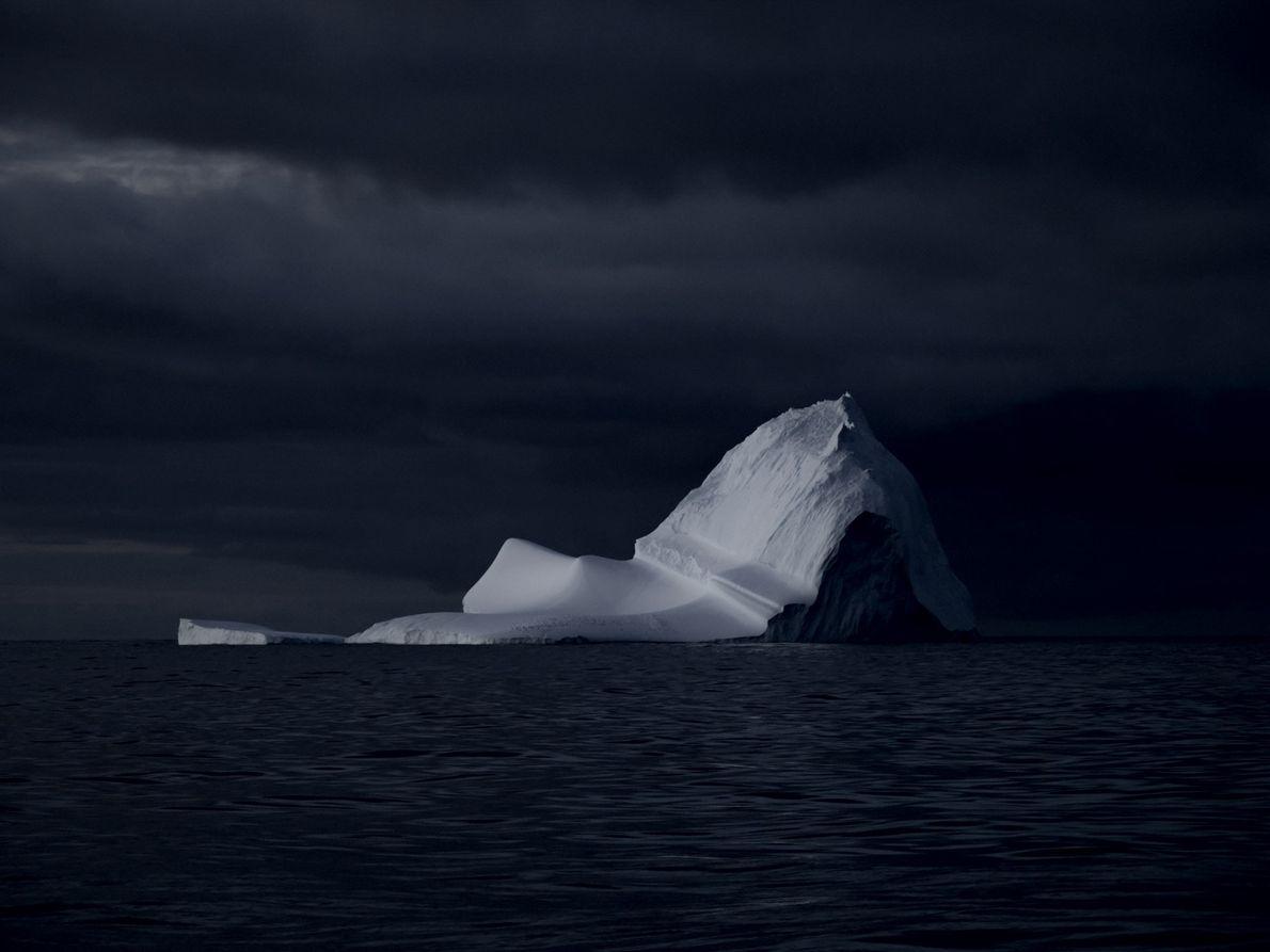 C'est en 2017 que Michaela Skovranova s'est rendue pour la première fois en Antarctique. Malgré une ...
