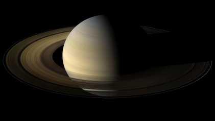 Les anneaux de Saturne seraient bien plus jeunes qu'on ne le pensait
