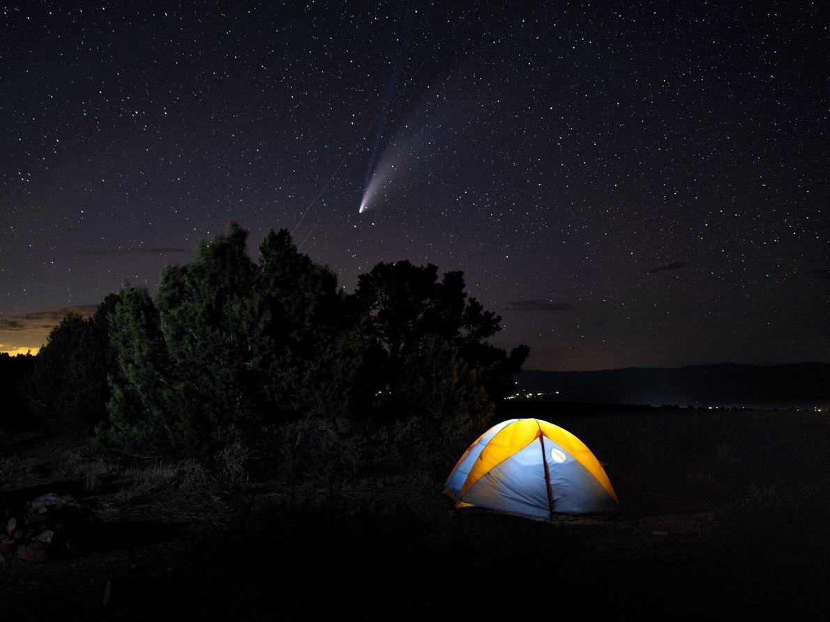 Classé parc de ciel étoilé, Black Canyon est une destination idéale pour les astronomes amateurs. Dans ...