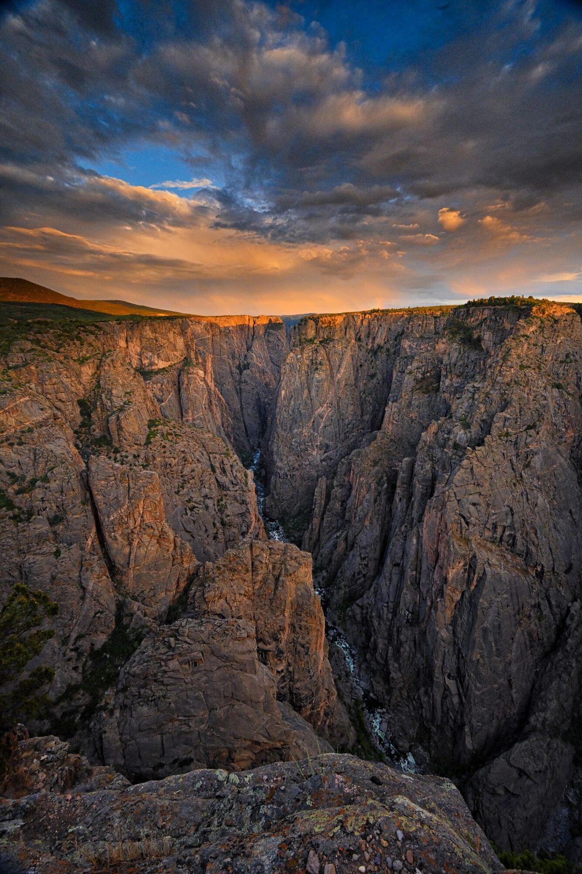 « C'est réellement un parc entre deux mondes, » déclare le ranger en chef du parc national de ...