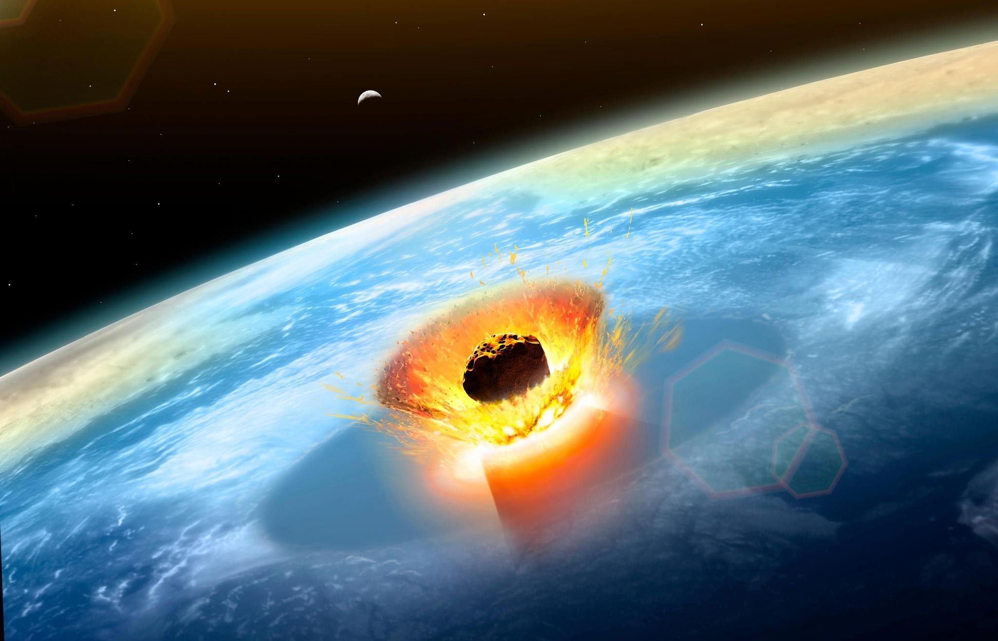 Le dernier jour de l'ère des dinosaures heure par heure | National Geographic