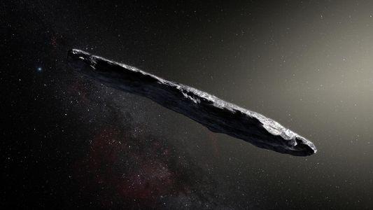 'Oumuamua serait le vestige d'une planète désintégrée