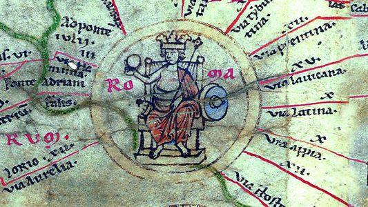 Rome, centre du monde antique