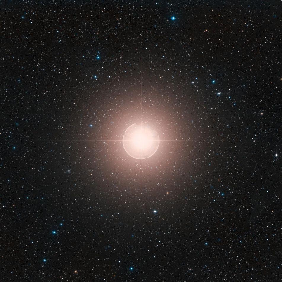 Bételgeuse : la supergéante rouge ne serait pas sur le point d'exploser