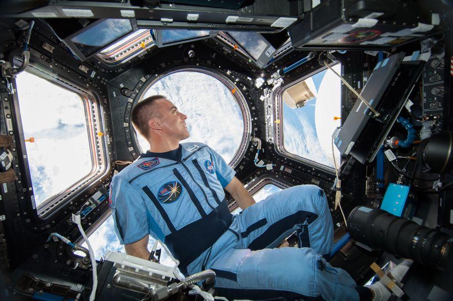 Les conseils d'un astronaute pour vivre au mieux son confinement