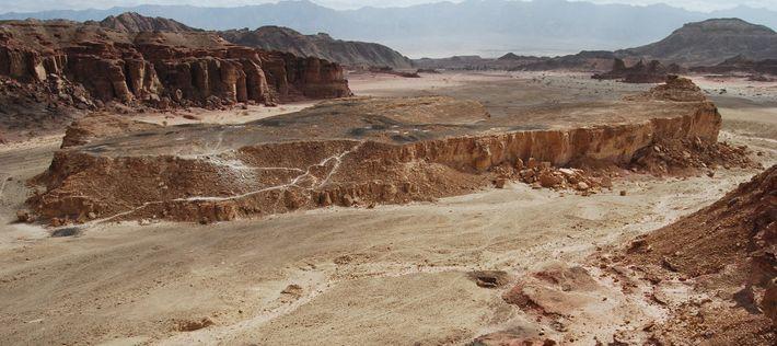 Des archéologues ont retrouvé des excréments vieux de 3 000 ans dans un ancien camp minier ...