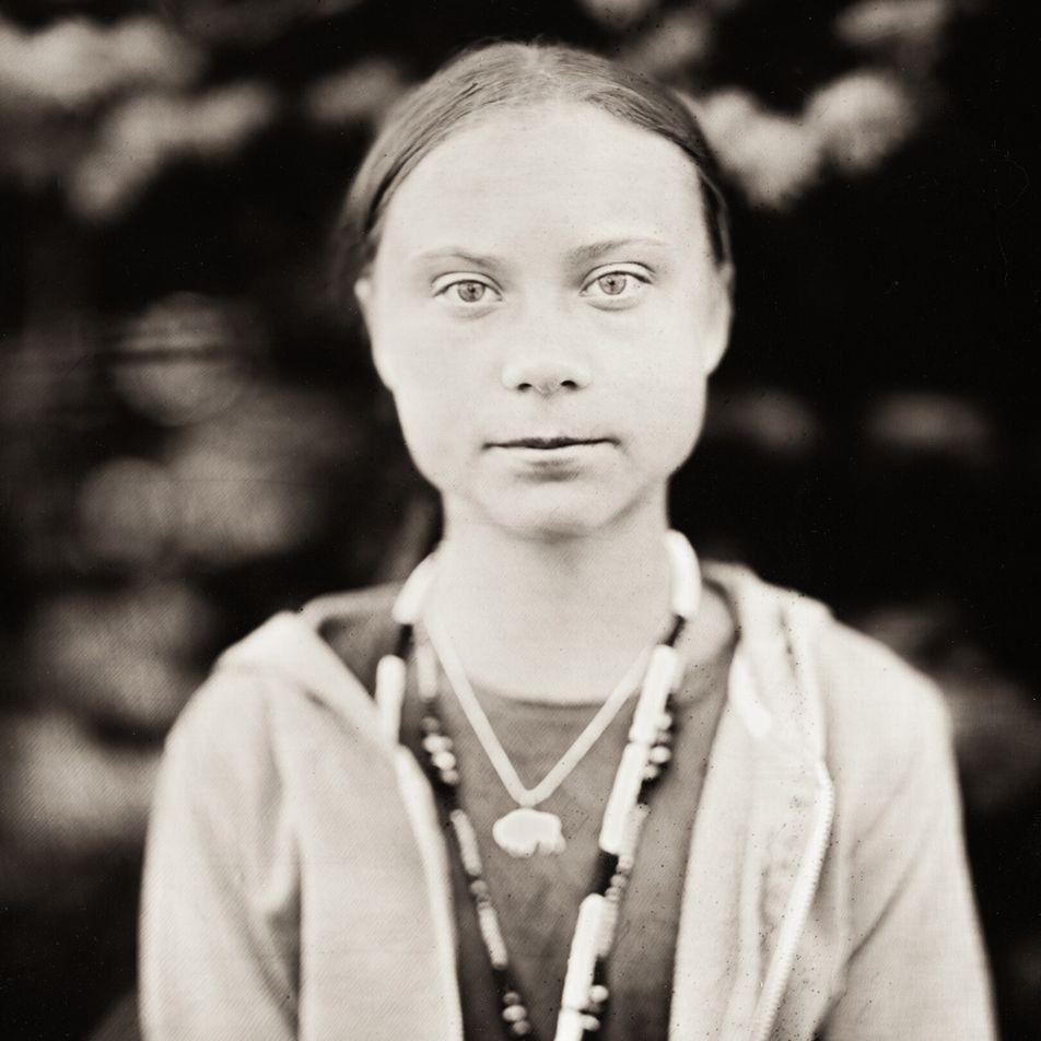 Entretien exclusif avec Greta Thunberg