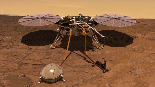 Découverte d'étranges pulsations magnétiques sur Mars