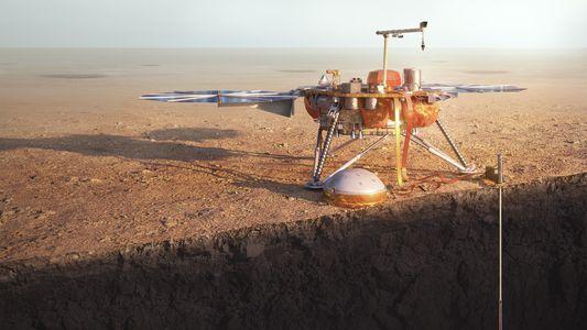Mars Insight s'est posé sur la planète rouge. Que va-t-il y faire ?