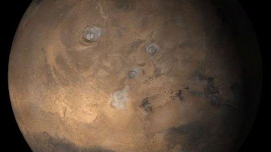 Une nouvelle étude s'intéressant à la chimie de Mars suggère que des microbes, voire des animaux ...
