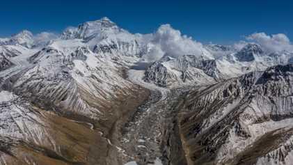 L'Everest est 86 centimètres plus haut que ce que l'on pensait