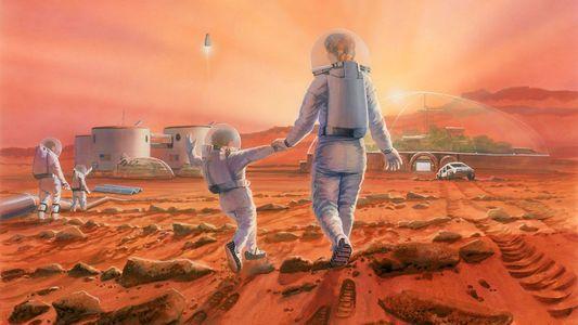 Avoir des enfants sur Mars pourrait être plus compliqué qu'on ne le pense