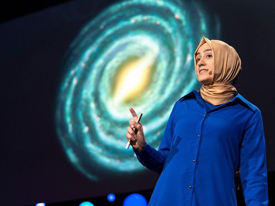 Burçin Mutlu-Pakdil, l'astrophysicienne qui a découvert un nouveau type de galaxie