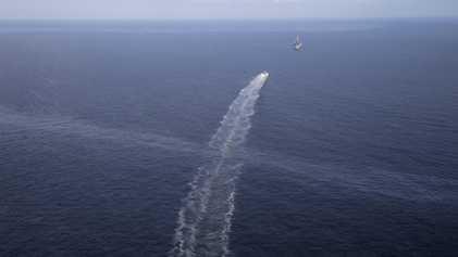 Les glissements de terrain sous-marins pourraient provoquer des marées noires