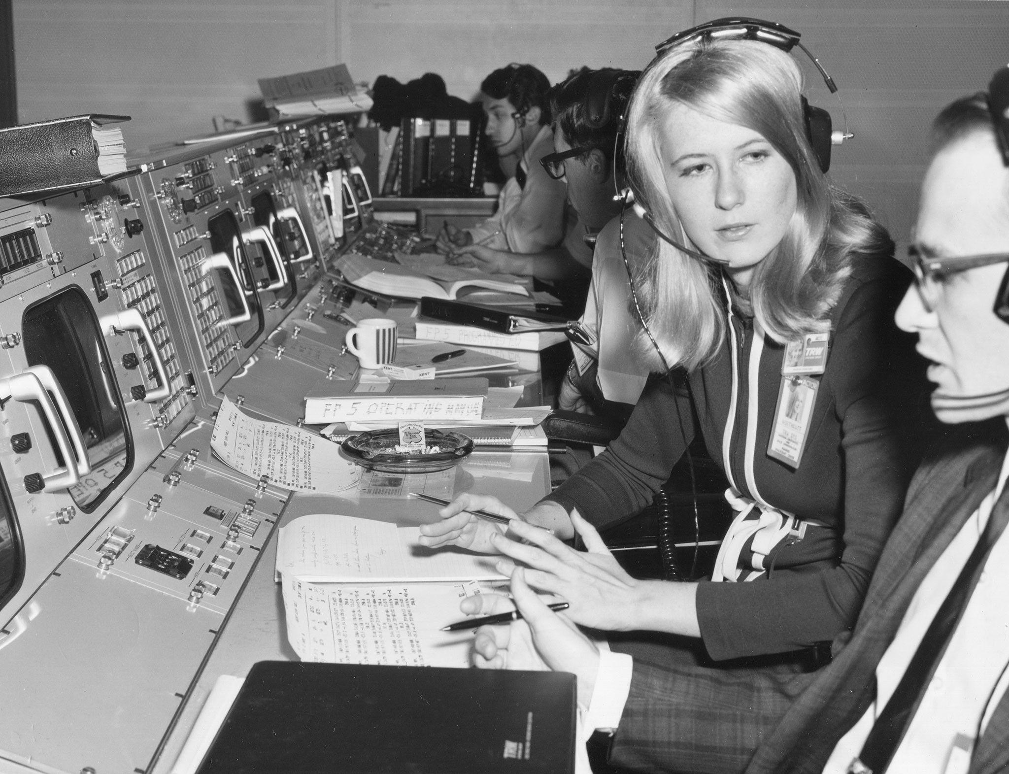 Frances Northcutt, la femme qui a contribué à envoyer l'Homme sur la Lune | National Geographic