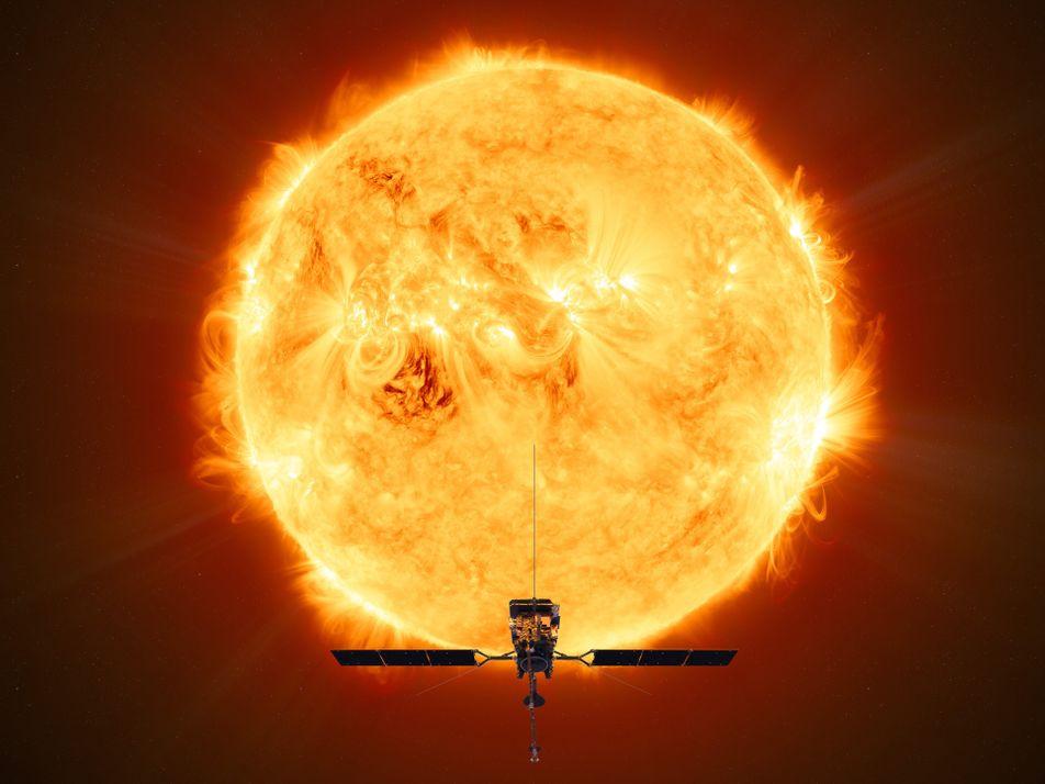 Astronomie : la sonde Solar Orbiter est sur le point de changer notre vision du Soleil