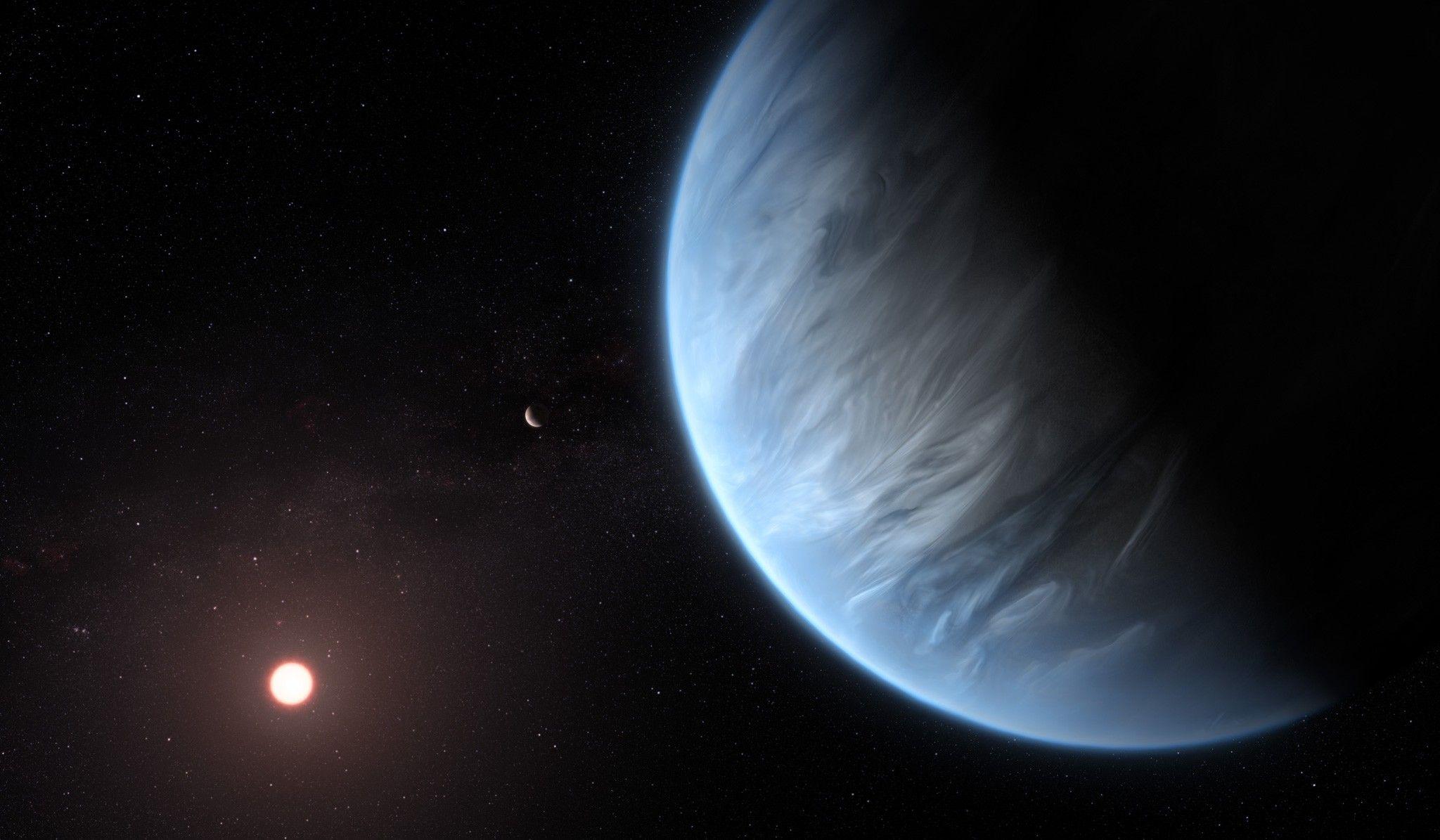 De l'eau détectée sur une exoplanète potentiellement habitable | National Geographic