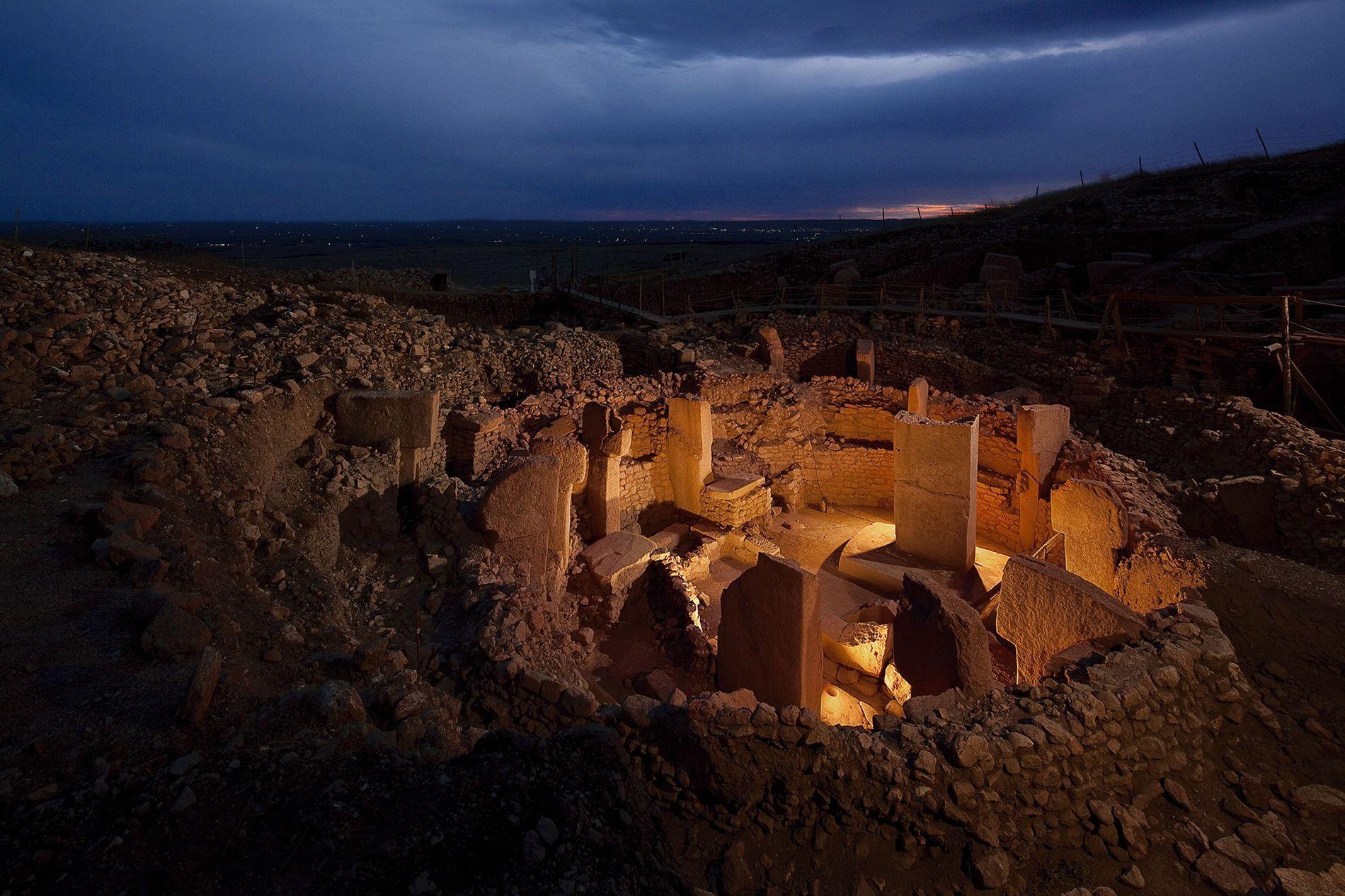 Les temples circulaires du site de Gobekli Tepe ont transformé la manière dont les archéologues perçoivent ...