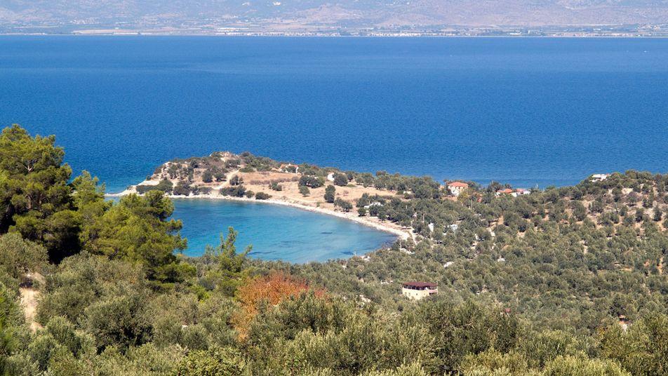 Une île perdue de la Grèce Antique a été retrouvée dans la mer Egée