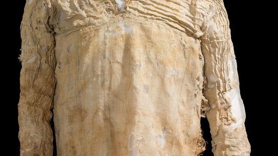 La plus vieille robe du monde