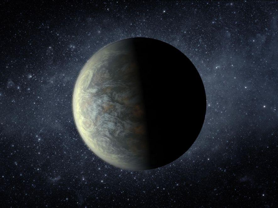 La planète Kepler-20 f orbite en 20 jours et sa température en surface atteint 430 °C. ...
