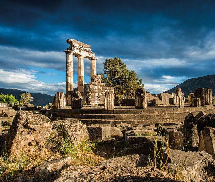 A Goddess's Temple