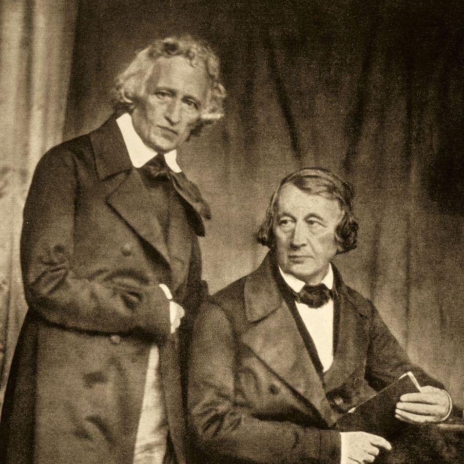 Il était une fois, les frères Grimm et leurs contes pas si féeriques