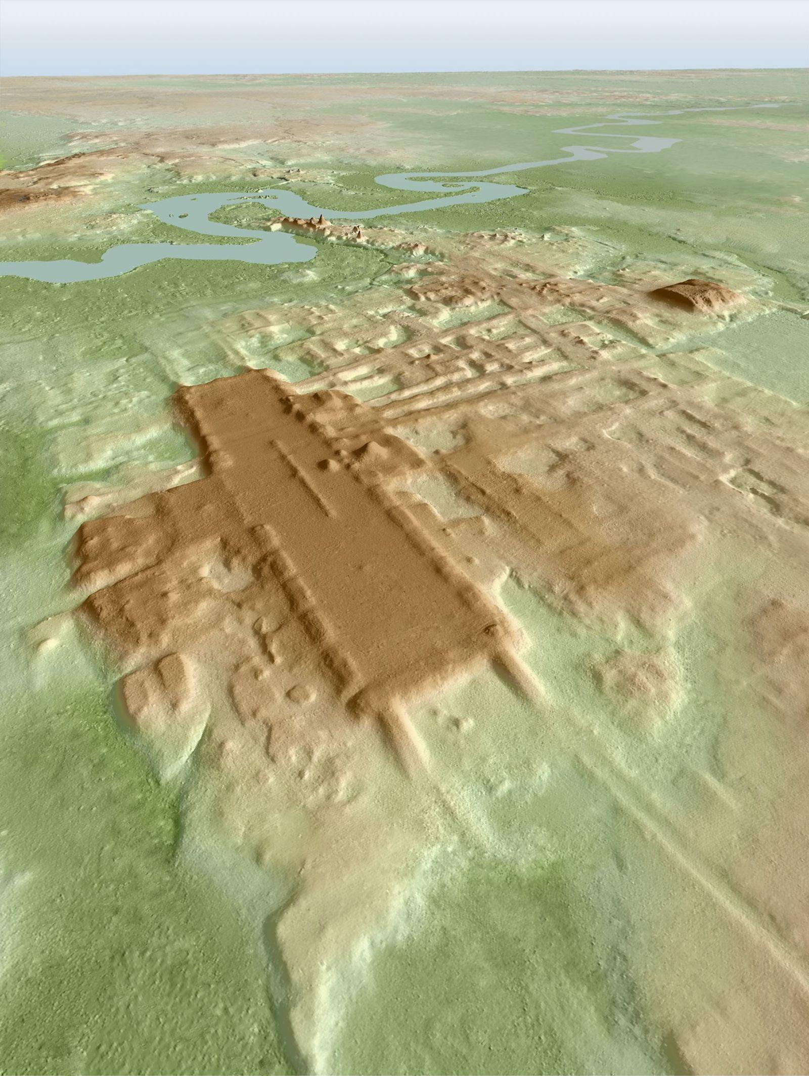 Mexique : découverte d'un complexe maya vieux de plus de 3 000 ans