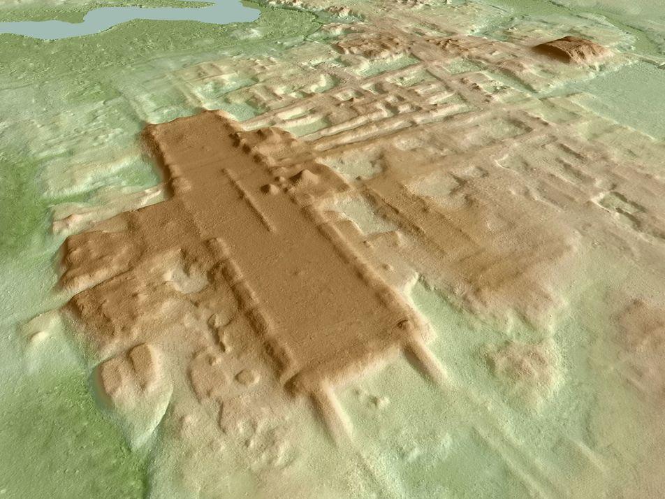 Mexique : découverte d'un complexe maya vieux de 3 000 ans