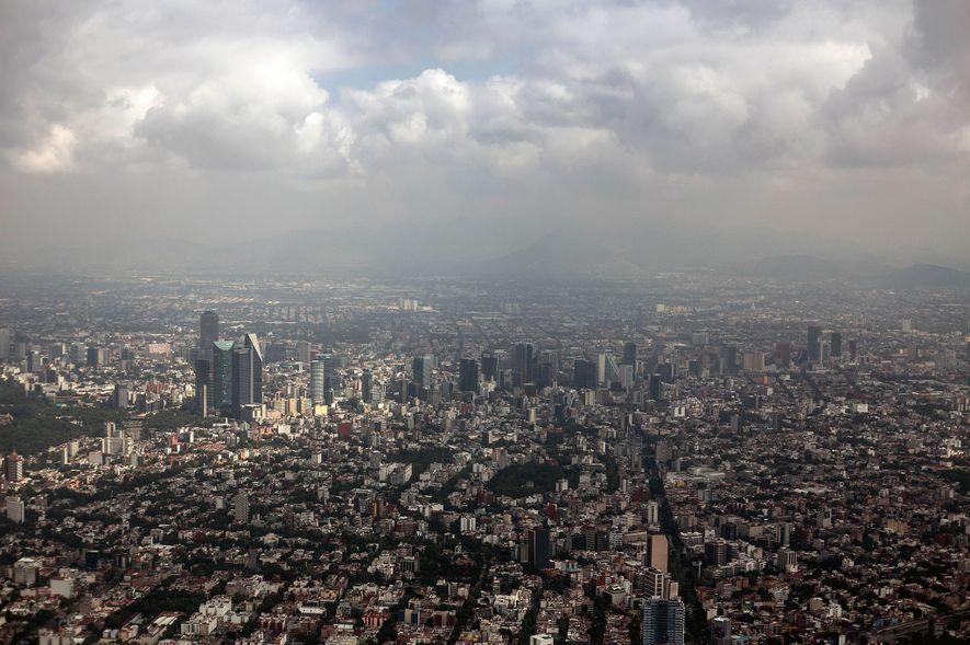 Le changement climatique devrait avoir des répercussions sur le Mexique en encourageant un plus grand nombre ...