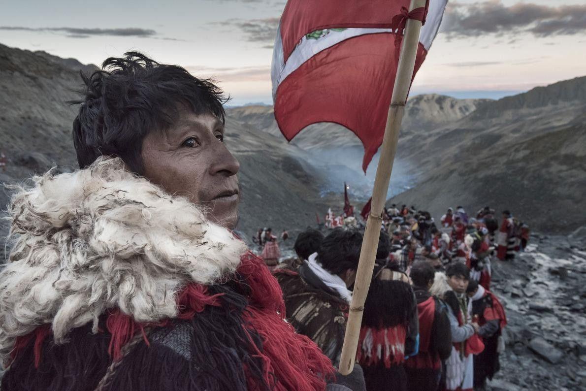 « Au sommet des Andes péruviennes, le festival de Qoyllur Rit'i attire près de 80 000 ...