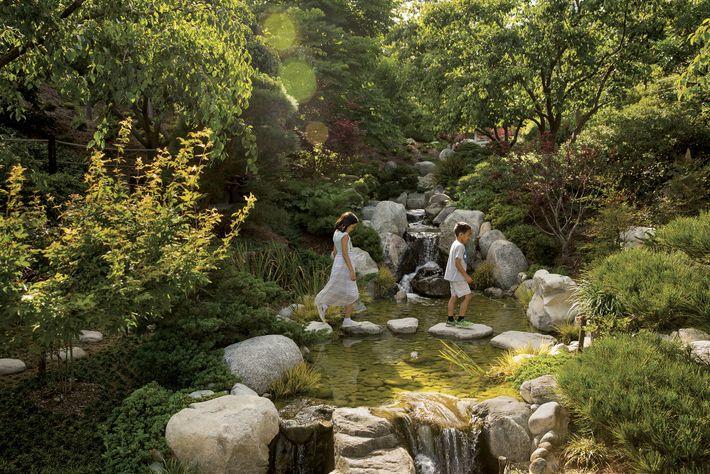 La Japanese Friendship Garden de San Diego est un lieu de bien-être et de contemplation du ...