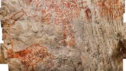 Bornéo : découverte des plus anciennes peintures figuratives de l'Histoire