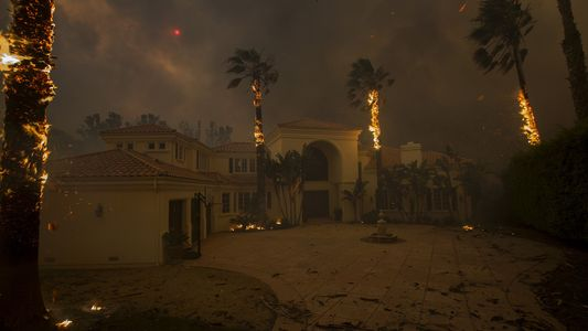 En images : la Californie ravagée par les flammes