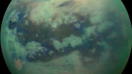 Le dernier survol de Titan, la mystérieuse lune de Saturne