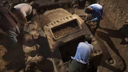 Le plus ancien temple du monde est sur le point d'être restauré