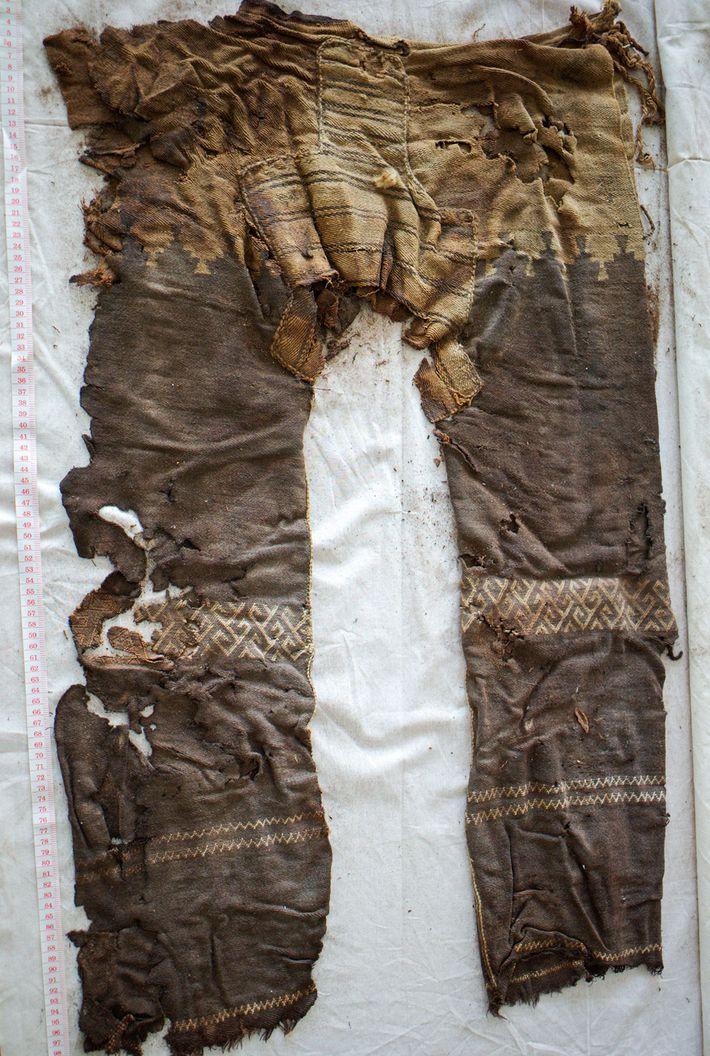 Le plus vieux pantalon du monde
