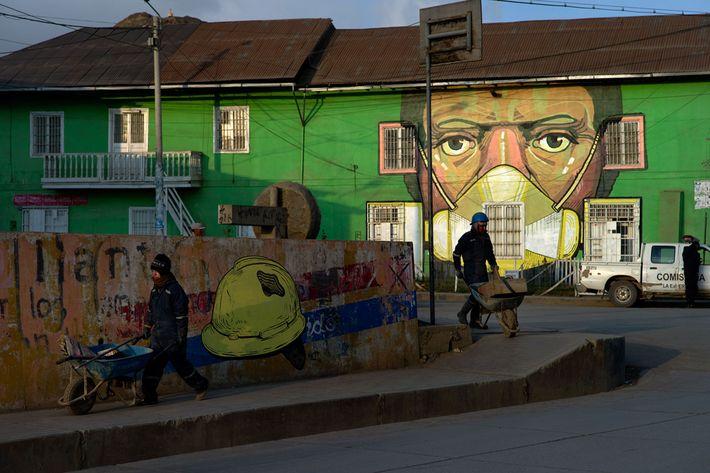Street art par Daniel Cortez