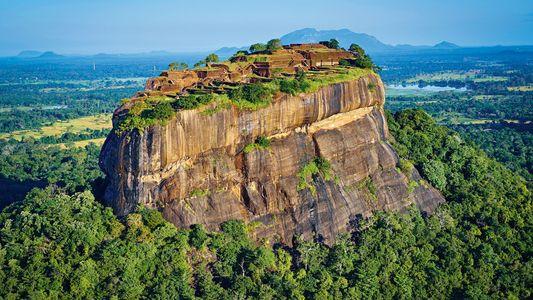 Sigirîya, l'ancienne capitale royale sri lankaise protégée par la jungle