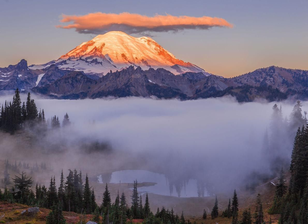 « Les couleurs automnales et la brume sont les deux choses que je préfère photographier. Je ...