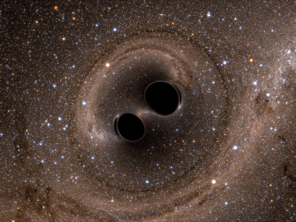 Qu'est-ce qu'une onde gravitationnelle ?
