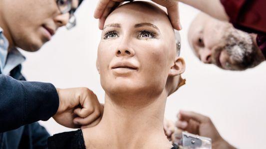 Hanson Robotics, la « maison » du robot Sophia